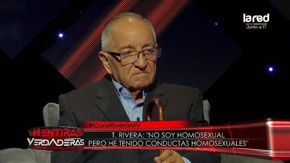 """""""Trece frases impactantes del cura Tito Rivera en entrevista por acusación de violación en la Catedral"""""""