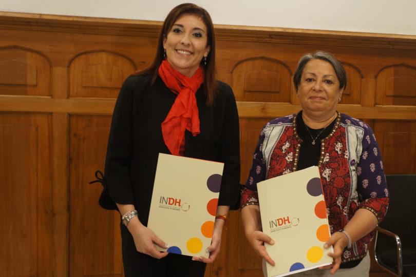 INDH y Defensoría de la Niñez firman convenio para proteger los derechos de las niñas y niños