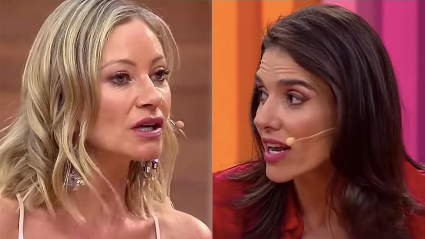 """""""Vacarezza cuestiona funa a show de Fabricio para el 8M y gatilla intercambio con Maria Luisa Godoy"""""""