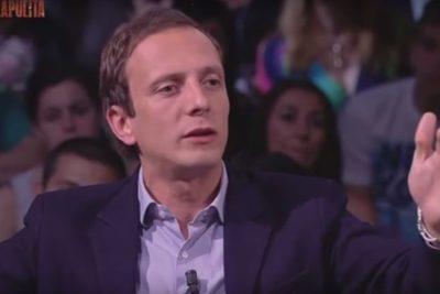 Político italiano de ultraderecha contrario a las vacunas fue hospitalizado por varicela