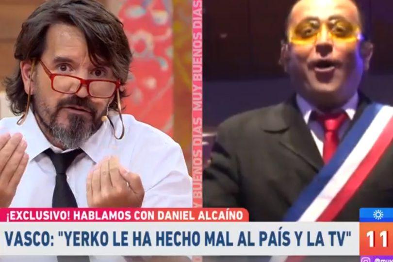 Fin de Yerko Puchento: Vasco Moulian le cobra todas las cuentas a Daniel Alcaíno por Cecilia Pérez
