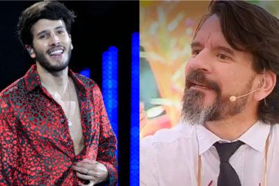 VIDEO |Vasco Moulian sale a explicar cuestionado gesto al saludar a Sebastián Yatra en Viña 2019