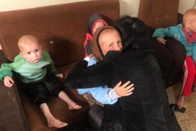 VIDEO |Siete niños están atrapados en campamento sirio: su madre chilena murió tras unirse al grupo terrorista ISIS