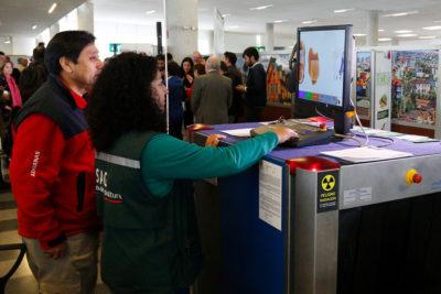 Aduanas de Coyhaique sorprende a pasajero de bus que escondía US$30.000