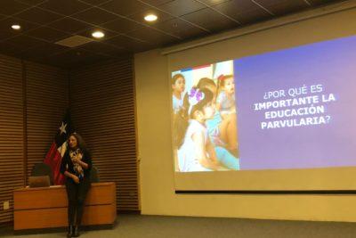 Subsecretaria de Educación Parvularia lidera lanzamiento del programa ALMA en la región del Biobío