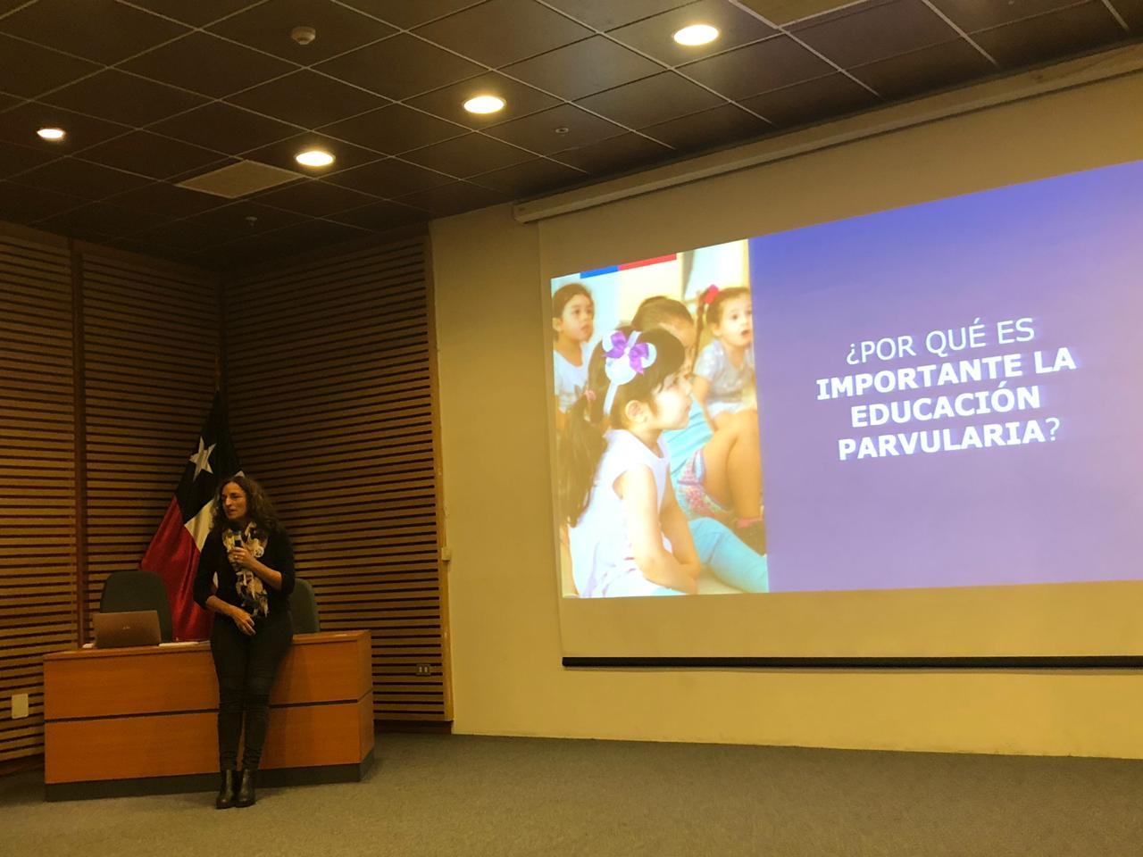 Subsecretaria de Educación Parvularia lidera lanzamiento del programa ALMA en el Biobío