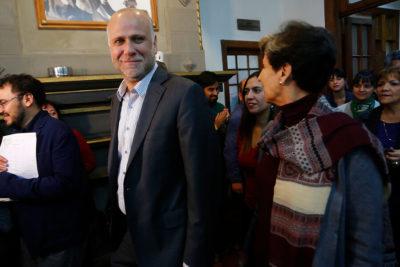 """Senador Elizalde pide """"fair play"""" en elecciones internas del Partido Socialista"""