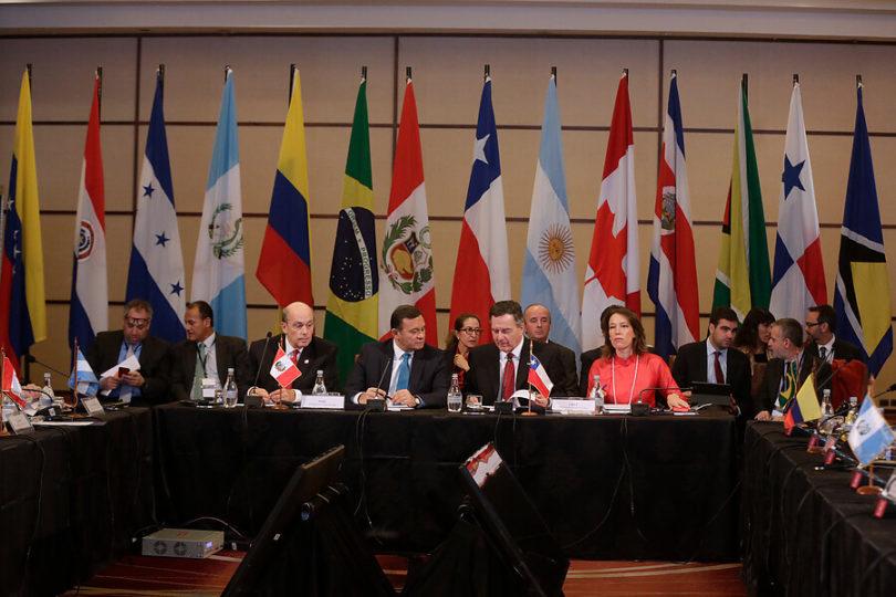 """Ampuero: """"Grupo de Lima es muy claro sobre una salida pacífica para Venezuela"""""""