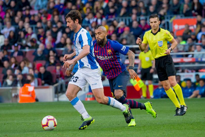 """Valverde: """"A Vidal le da igual jugar en Old Trafford que en Huesca, lo da todo"""""""