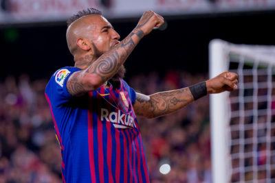 """Arturo Vidal y arenga antes del duelo ante Liverpool: """"Mas unidos que nunca"""""""
