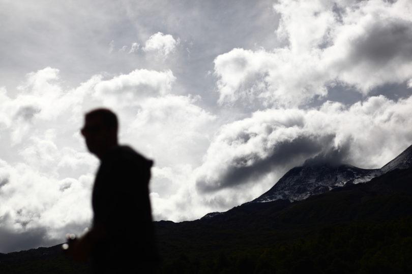 Se registró una nueva y violenta explosión en complejo volcánico Nevados de Chillán