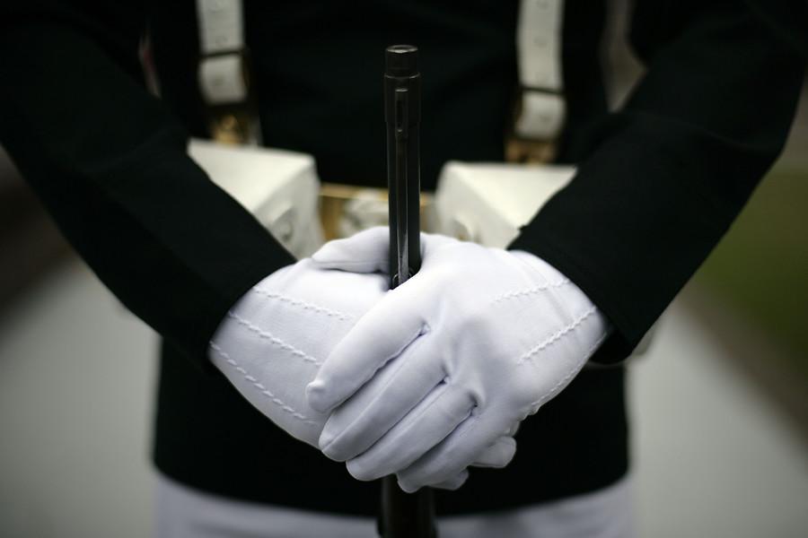 """""""Infante de marina murió mientras realizaba un ejercicio militar en Puerto Aldea"""""""