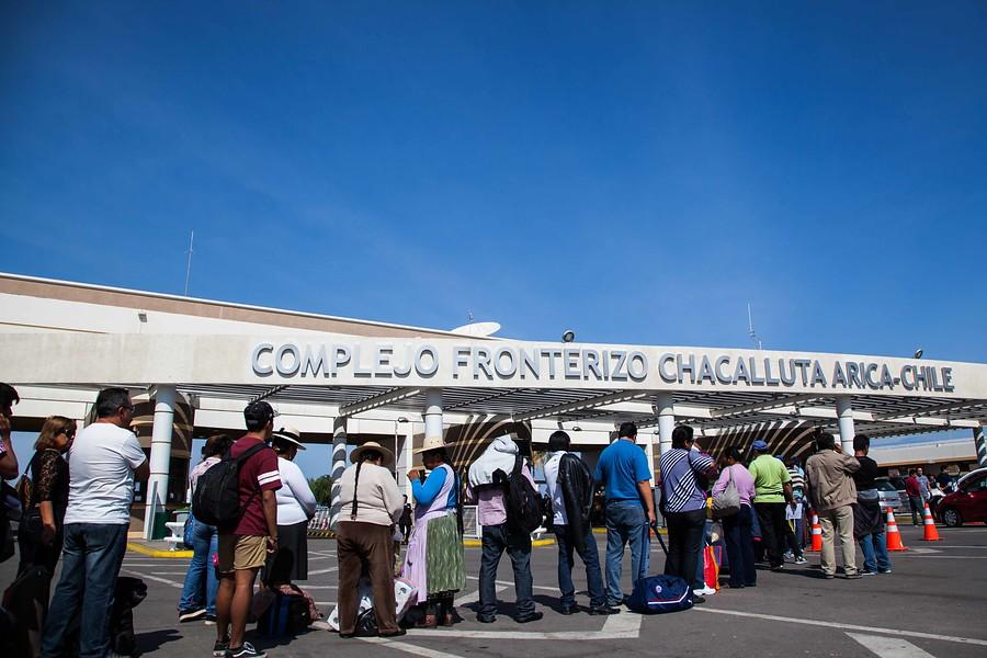 La mayor cifra de los últimos 5 años: Chile rechazó el ingreso de casi 14 mil extranjeros en 2018