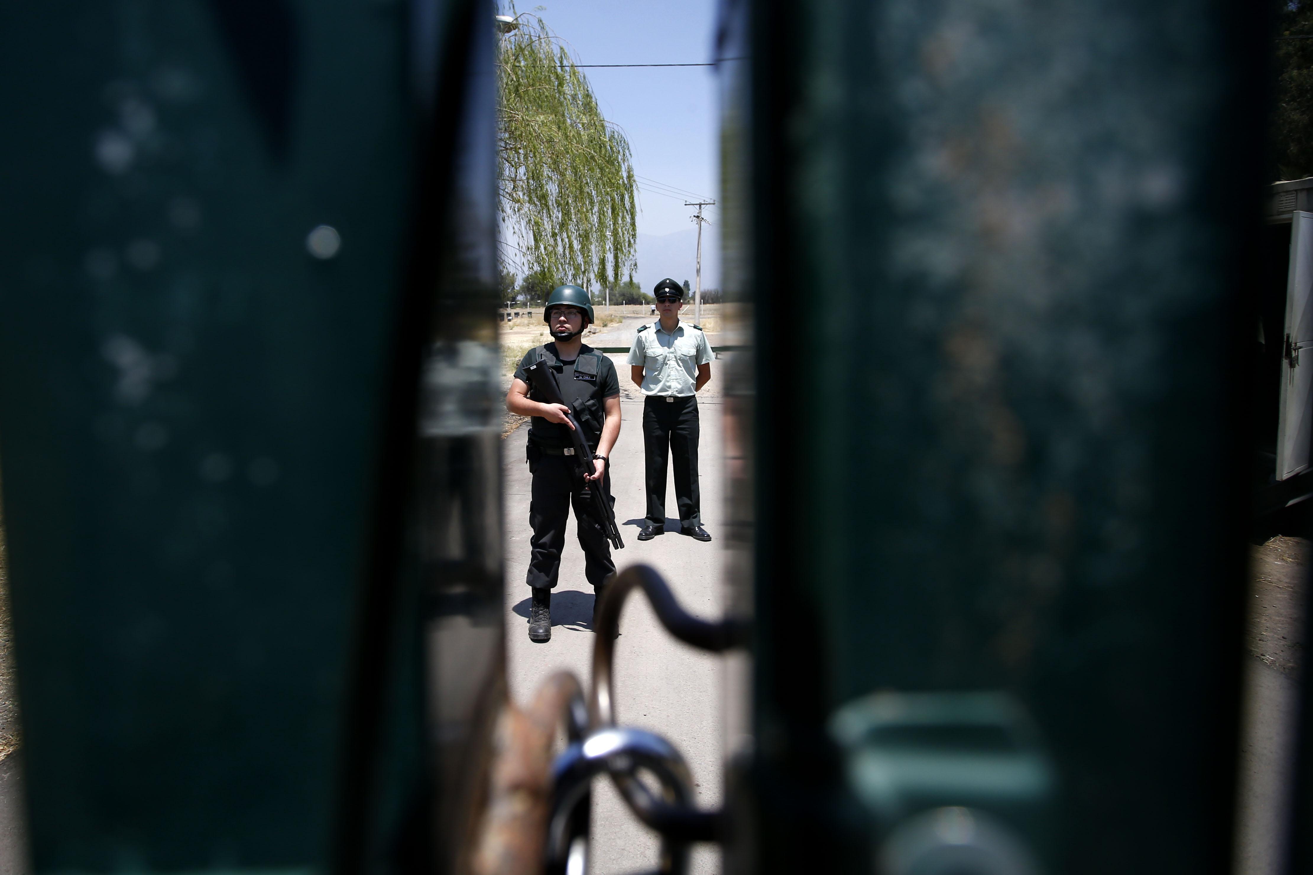 Corte ordena a Gendarmería entregar listado de condenados de Punta Peuco