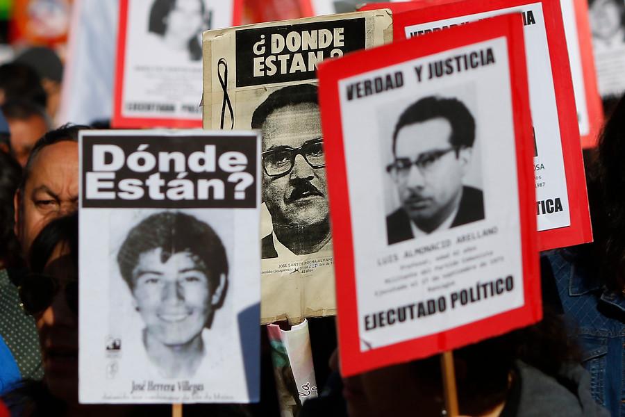 ONU pidió a Chile evitar entregar beneficios a criminales de la dictadura