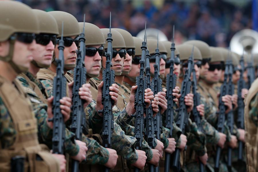 """""""Fuerzas Armadas gastan 2.400 millones en ceremonias militares en los últimos tres años"""""""