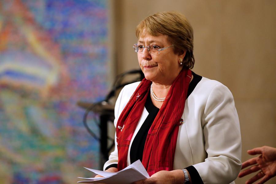 """""""Bachelet repudió la ejecución de 37 personas en Arabia Saudita"""""""