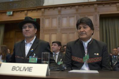 Estrategia boliviana post fallo: diálogo, Derecho del Mar y comercio al Atlántico