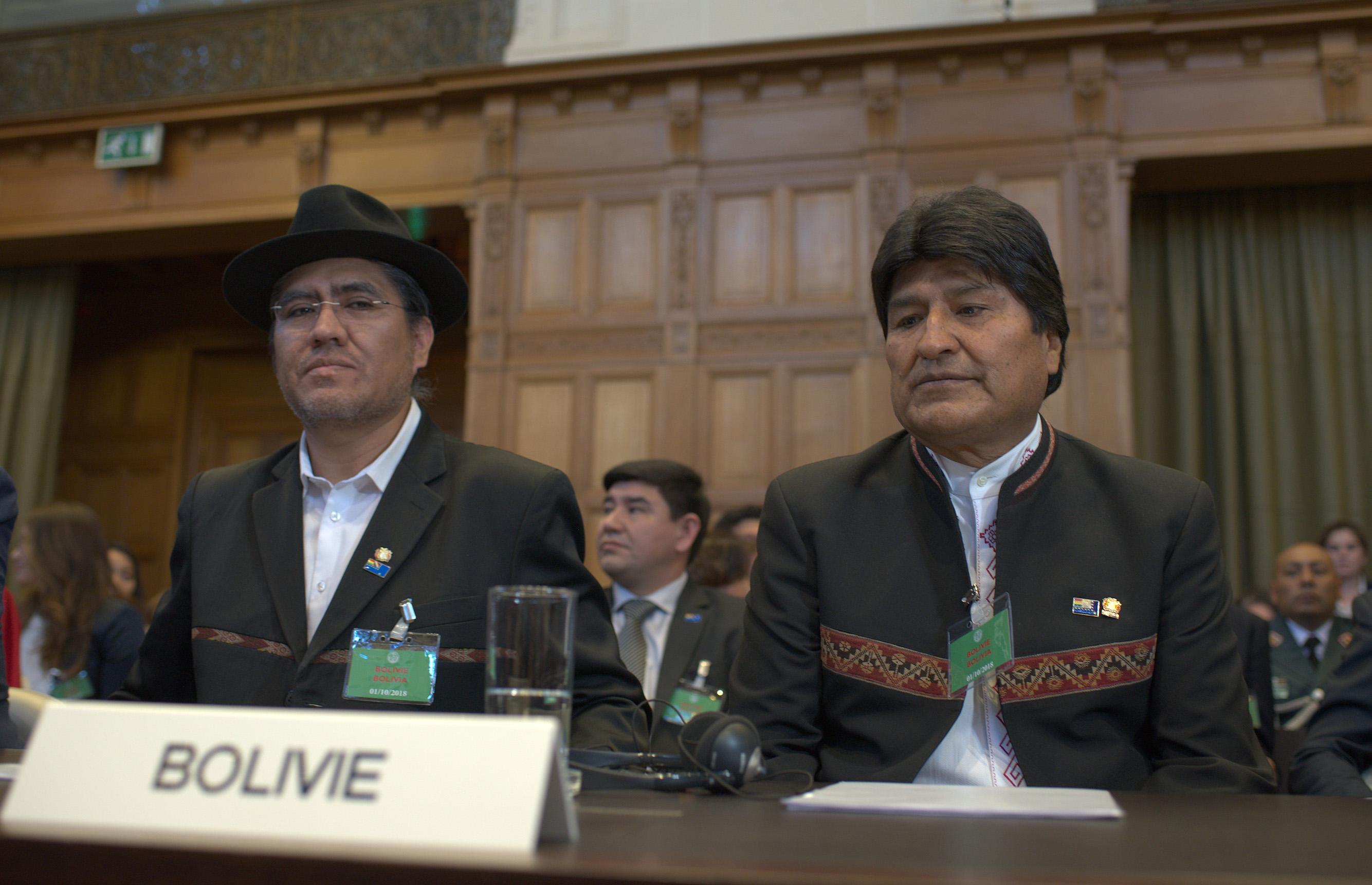 """""""Estrategia boliviana post fallo: diálogo, Derecho del Mar y comercio al Atlántico"""""""
