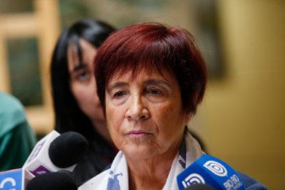 """Carmen Hertz y propuesta UDI para integrar a las policías al INDH: """"Es peligrosa y grotesca"""""""