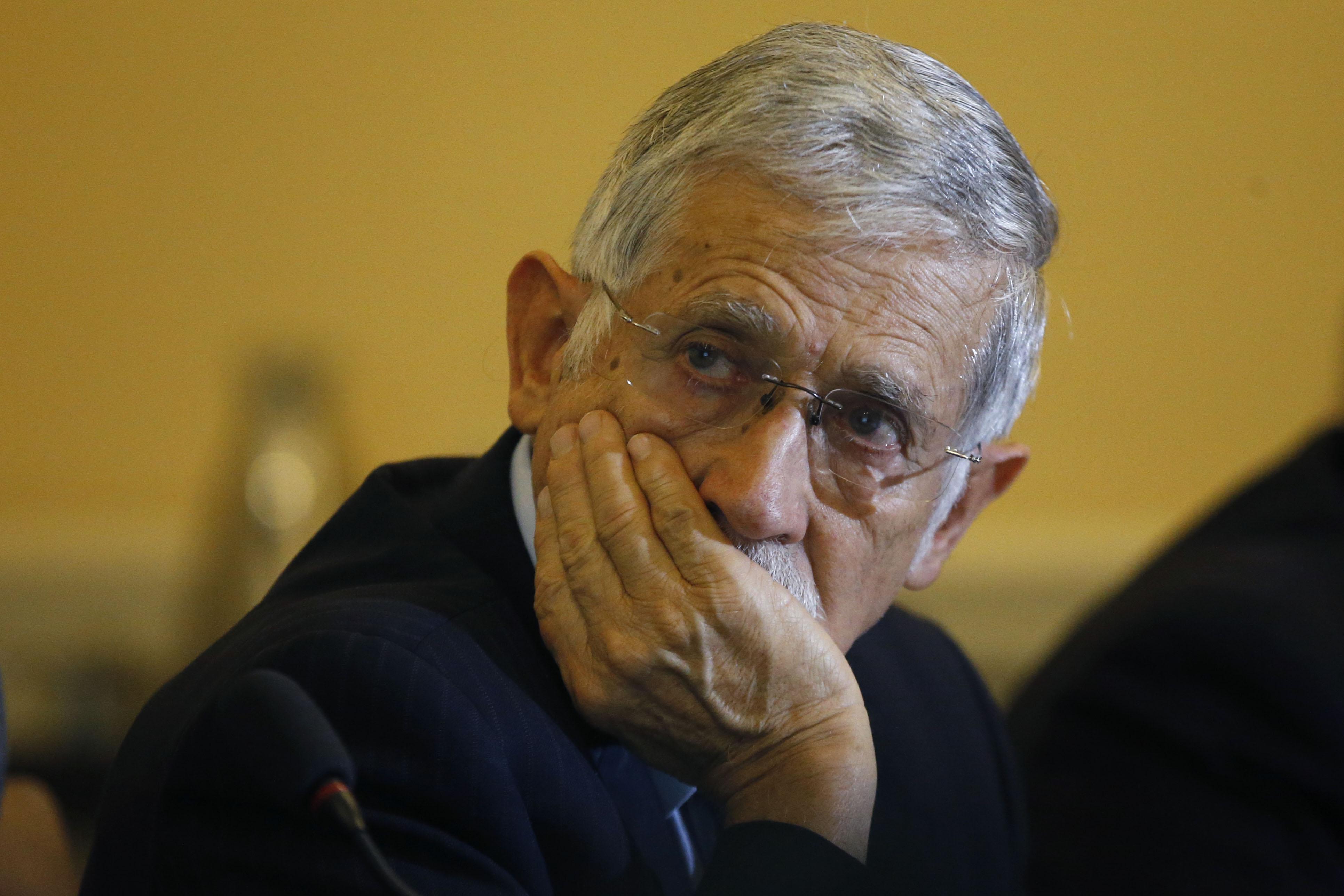 """Presidente de Codelco da un paso atrás y se disculpa por críticas al Gobierno: """"Fue una frase imprudente"""""""