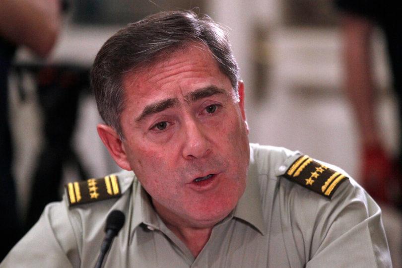 Ex general Hermes Soto lideró ausencias a comisión investigadora por caso Catrillanca