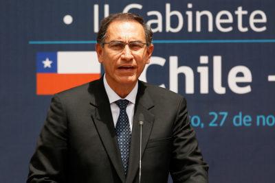 """Presidente de Perú se mostró """"consternado"""" por la muerte de Alan García"""