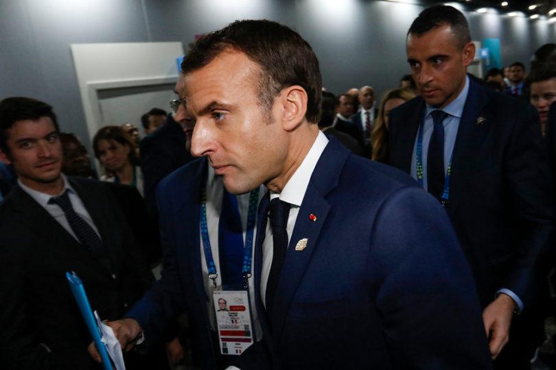 """Macron suspendió sus actividades por Notre Dame: """"Estoy triste al ver quemarse esta parte de nosotros"""""""