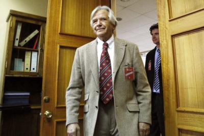 Decretaron arresto domiciliario para Carlos Cardoen ante pedido de extradición de EE.UU.