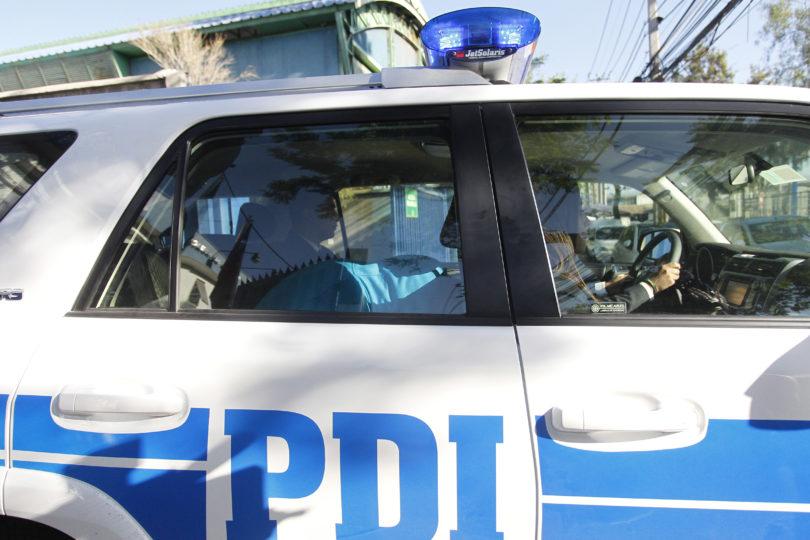 Detienen a dos sospechosos del robo a transporte de valores en Talcahuano
