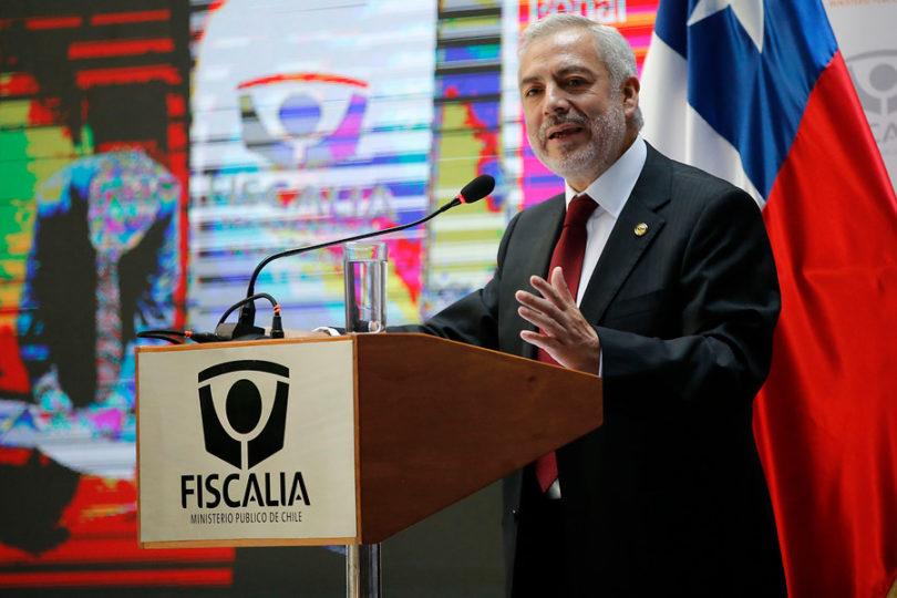 Senado aprobó como secretario general de la Cámara Alta al fiscal Raúl Guzmán