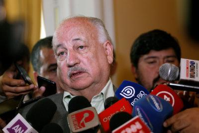 """Presidente del PC pidió al gobierno """"condenar el intento de golpe de Estado"""" en Venezuela"""