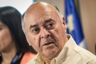 Renunció el intendente de la región del Biobío Jorge Ulloa