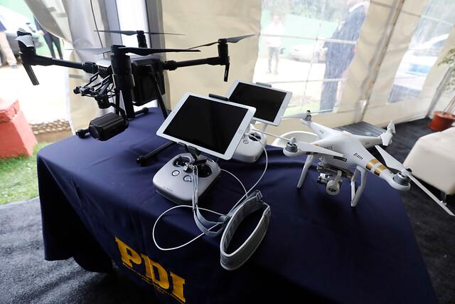 Municipalidad de Antofagasta aclara que usó drones en festival para seguridad