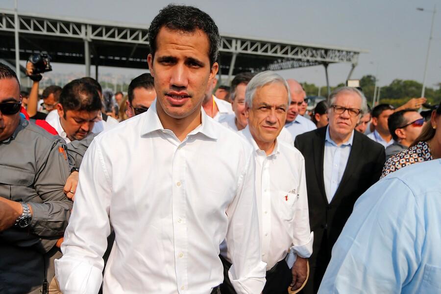 Ayuda humanitaria de Chile a Venezuela alcanzó los $140 millones con los gastos del vuelo