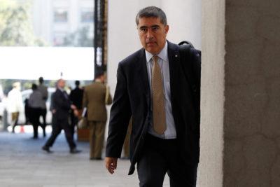 """Desbordes acusó a """"los sobrinos de Maduro"""" de intentar inhabilitar a secretario de la Fech de RN"""