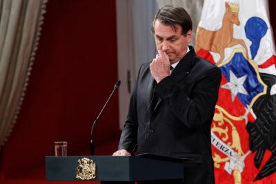 Museo de Nueva York canceló reserva para gala en homenaje a Jair Bolsonaro