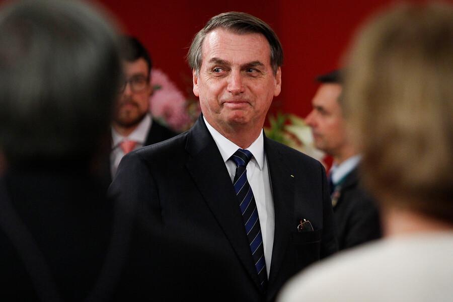 """""""Bolsonaro rechazó encuesta que lo dejó como el presidente"""