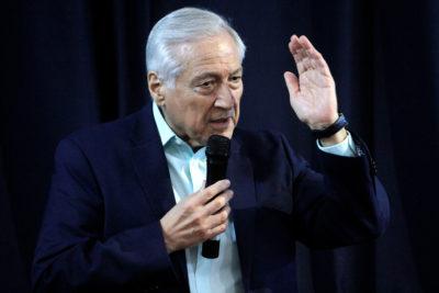 """Heraldo Muñoz por la muerte de Alan García: """"Es lamentable, pero nadie está por sobre la ley"""""""