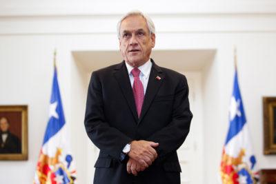 """Sebastián Piñera en medio del debate por las isapres: """"Yo estoy en Fonasa"""""""