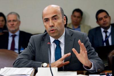 """Jorge Bermúdez: """"Contraloría ha auditado más a la ex Nueva Mayoría"""""""