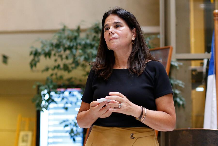 """""""Fiscalía cerró caso de hijo de Ximena Ossandón que fue acusado por agresión"""""""
