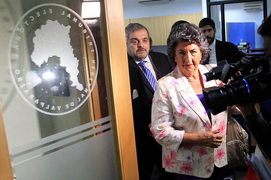 """""""Reginato entregó sus descargos por la solicitud de destitución:"""