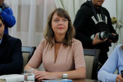 """Senadora Von Baer y críticas del FA a reforma tributaria: """"Están leyendo Chile desde Marx"""""""