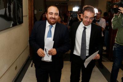 Consejo Nacional DC respalda apoyo de directiva de Fuad Chahin a reforma tributaria