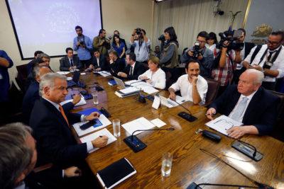 Con apoyo de la DC: Comisión de Hacienda aprobó la idea de legislar la Reforma Tributaria