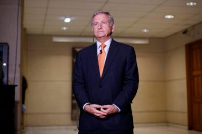 """Ministro Larraín y críticas a reforma tributaria: """"Son eslogan para la galería"""""""