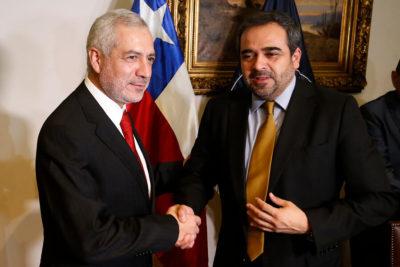 """Presidente del Senado: """"Guzmán recibirá una remuneración un 15% más baja"""""""