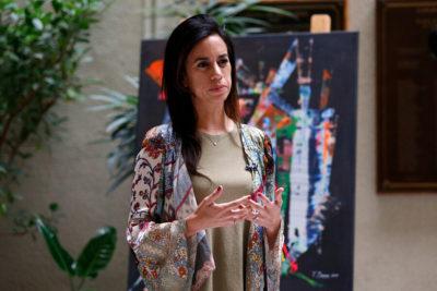Paulina Núñez recurrió a Dávalos para defender viaje a China de hijos de Piñera: «No creo que haya costeado su comida»