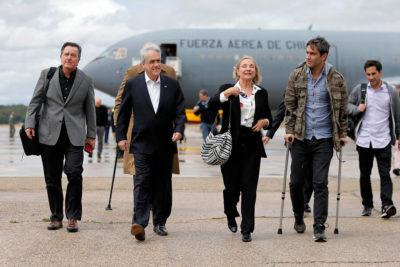 Diputados oficiarán a Presidencia por participación de hijos de Piñera en gira a China